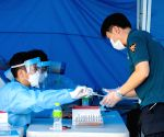 S.Korea reports 61 new Covid-19 cases