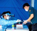 S.Korea reports 61 new Covid-19 cases