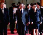 SOUTH KOREA SEOUL PRESIDENT DPRK DELEGATION MEETING
