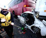 SOUTH KOREA INCHEON ACCIDENT