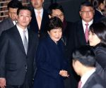 SOUTH KOREA SEOUL PARK GEUN HYE
