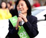 SOUTH KOREA SEOUL AHN CHEOL SOO WIFE