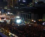 SOUTH KOREA SEOUL PRESIDENT RALLY