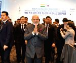 Modi invites more South Korean investment in India