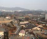 US returns 4 military bases to S.Korea
