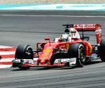 MALAYSIA SEPANG F1 MALAYSIAN GRAND PRIX PRACTICE