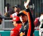 MALAYSIA SEPANG F1 QUALIFYING SESSION