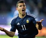 File Photo: Sergio Aguero