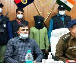 Serial killer involved in 3 murders held in Gurugram