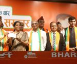 Seven ex-senior army officers join BJP