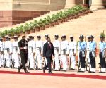 Seychelles President's Ceremonial Reception