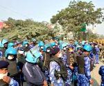 Free Photo: Shabad, Gurbani resonates as farmers' protests enter 5th day on Gurpurab