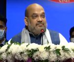 Amit Shah to preside over NEC plenary session in Shillong