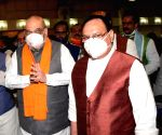 Shah, Nadda meet WB leaders to shortlist candidates