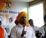Yadavendra Singh's press conference