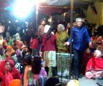 SC interlocutors urge Shaheen Bagh activists for Holi gift