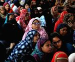 Shaheen Bagh agitators divided over protest's leadership