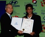 Shahrukh Khan appointed as 'Honorary Ambassador of Korea in India'.