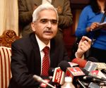 Shaktikanta Das takes over as RBI Governor