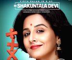 Shakuntala Devi trailer out: Vidya Balan looks convincing as India's math wizard