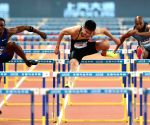 CHINA SHANGHAI ATHLETICS IAAF DIAMOND LEAGUE MEN'S 110M HURDLES