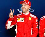 CHINA SHANGHAI F1 CHINESE GRAND PRIX QUALIFYING