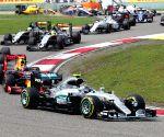 CHINA SHANGHAI F1 CHINESE GP NICO ROSBERG