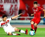 CHINA-SHANGHAI-SOCCER-AFC CHAMPIONS LEAGUE-SHANGHAI SIPG VS FC SEOUL