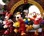 Shanghai Disney Resort welcomes 100 kinds of birds