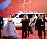 CHINA SHANGHAI FILM FESTIVAL