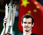 CHINA SHANGHAI TENNIS SHANGHAI MASTERS MURRAY