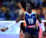 CHINA-SHAOXING-VOLLEYBALL-WOMEN'S CLUB WORLD CHAMPIONSHIP