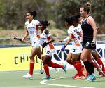 Free Photo: Indian junior women's hockey team