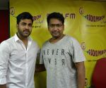 Sharwanand at Radio Mirchi Vijayawada