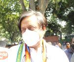 Sunanda Pushkar case: Order on framing of charges against Tharoor put off