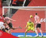 Sheffield United stun Man United in Premier League