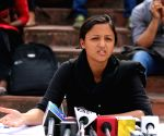 FIR sought against JNU's Shehla Rashid for spreading fake news