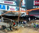 CHINA SHENYANG SUBWAY CONSTRUCTION SITE COLLAPSE