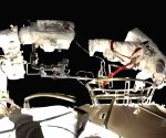 China's space station to