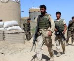 AFGHANISTAN JAWZJAN MILITARY OPERATION