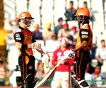 IPL - Kings XI Punjab vs Sunrisers Hyderabad