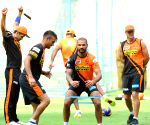 Practice session - Sunrisers Hyderabad