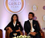 Mumbai: Shilpa Shetty and husband launch Gold plan of Satyug Gold