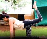 Shilpa Shetty's yoga tips to beat lockdown muscle stress