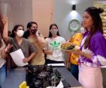 Shilpa Shetty: 'Shooting with my team after a year and a half'