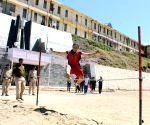 Himachal police  physical fitness test