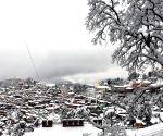 Manali, Dalhousie get more snow