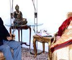 Himachal CM calls on Governor Urmila Singh