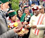 Himachal Governor opens 400-year-old Lavi Fair