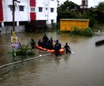Very heavy to extremely heavy rainfall to continue in western Himalayas